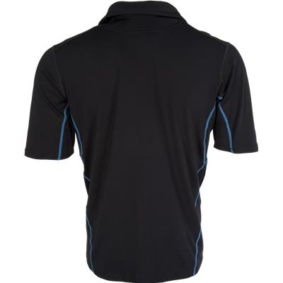 Back With Collar Down (Bauer NG Core Neck Protect Shirt)