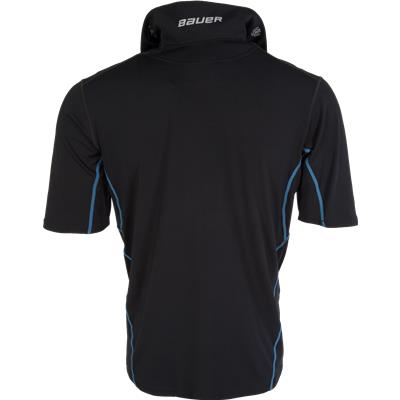 Back With Collar Up (Bauer NG Core Neck Protect Shirt)