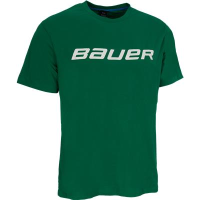 Green (Bauer Core Tee Shirt - Mens)