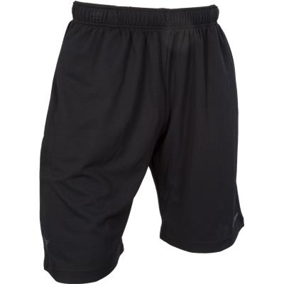 Black (Bauer Training Shorts - Boys)