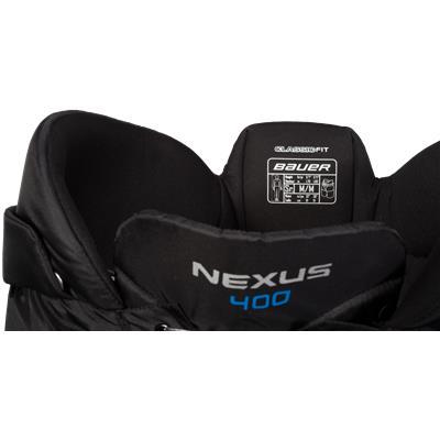 Kidney Protection (Bauer Nexus 400 Player Pants)