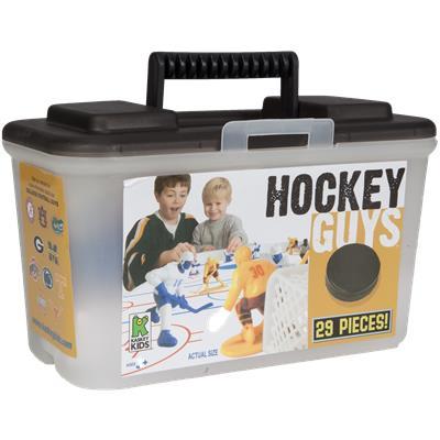 Container (Kaskey Kids Hockey Guys Toy Figurine Set)