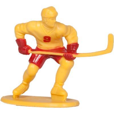 Yellow Skater (Kaskey Kids Hockey Guys Toy Figurine Set)