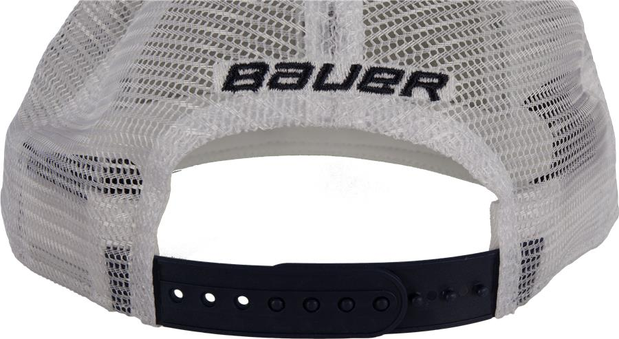 Back (Bauer NE 9FIFTY Snapback Hat - Adult) 8de79e00a532