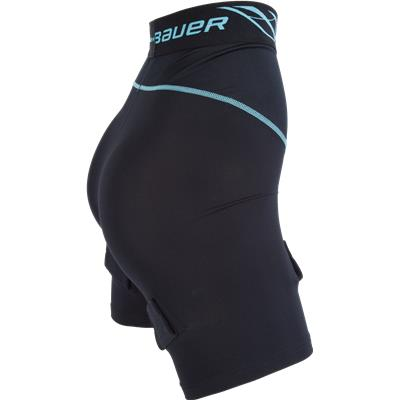 Side View (Bauer NG Compression Jill Hockey Shorts - Womens)