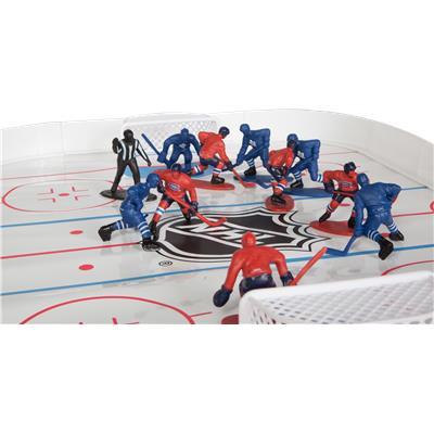 Toronto Vs Montreal Action (Kaskey Kids Hockey Guys Canadians vs. Maple Leafs Guys)