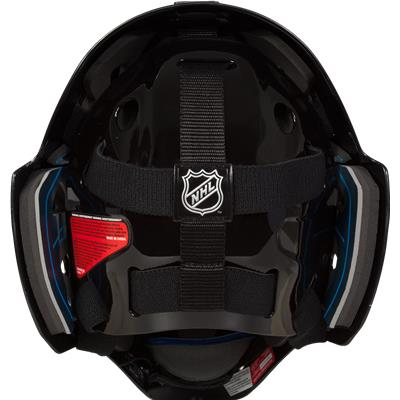 (Bauer NME 8 Non-Certified Cat-Eye Goalie Mask)