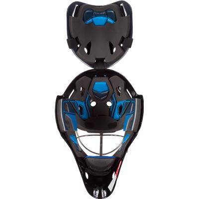 c4de70b079e (Bauer NME 8 Non-Certified Cat-Eye Goalie Mask - Senior)