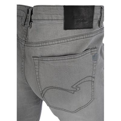 (Bauer Relaxed Fit Jeans - Grey Wash)