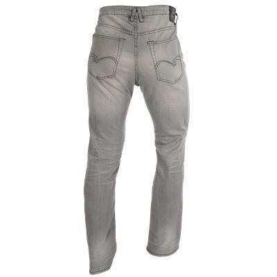 (Bauer Slim Fit Jeans - Grey Wash - Mens)