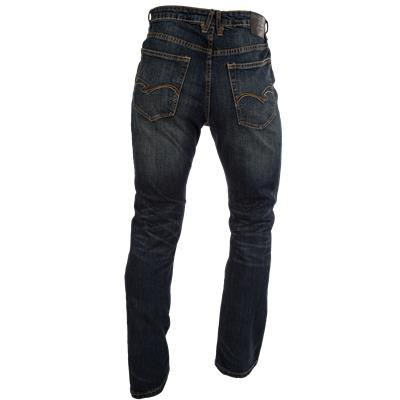 (Bauer Slim Fit Jeans - Tinted Wash)