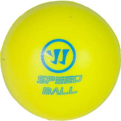 Speed Ball (Warrior Mini Hockey Speed Balls - 4 Pack)