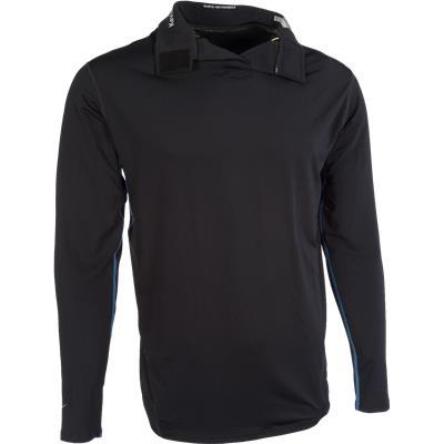 NG Core NeckProtect Long Sleeve Shirt (Bauer NG Core NeckProtect Long Sleeve Shirt - Youth)