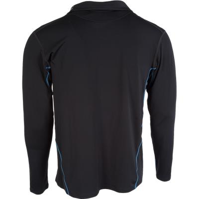 Back (Bauer NG Core NeckProtect Long Sleeve Shirt - Youth)