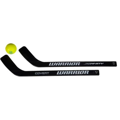 Ball And Sticks (Warrior Pop-Up Mini Hockey Net w/ Sticks & Ball)