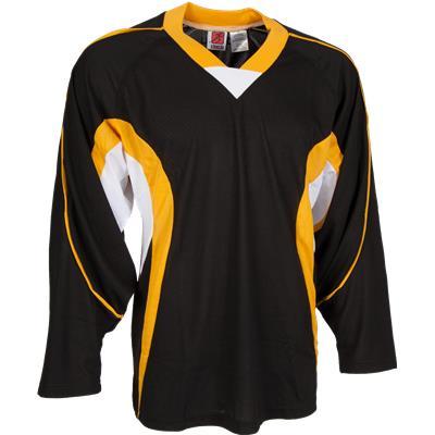 Black/Yellow/White (FlexxIce LITE 14100 Practice Jersey)
