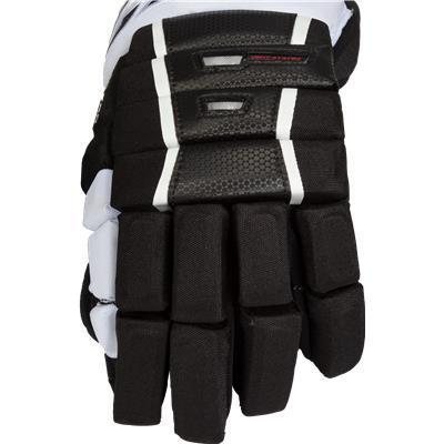 Backhand View (CCM 4R Pro Hockey Gloves)