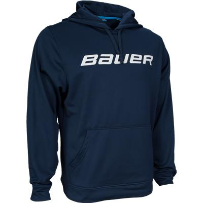 Navy (Bauer Core Training Pullover Hoodie - Mens)