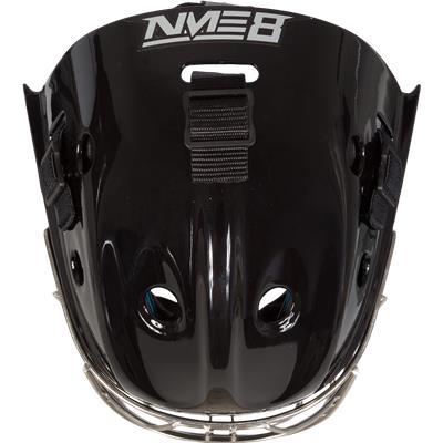 (Bauer NME 8 Certified Cat-Eye Goalie Mask)