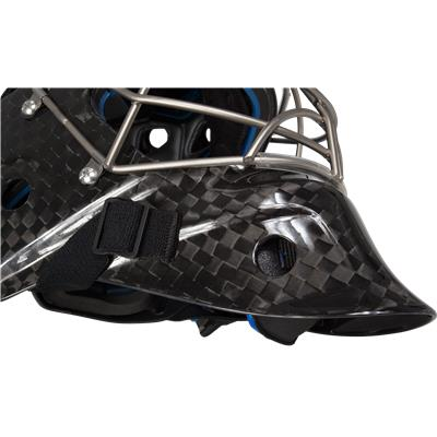 (Bauer NME10 Non-Certified Cat-Eye Goalie Mask)