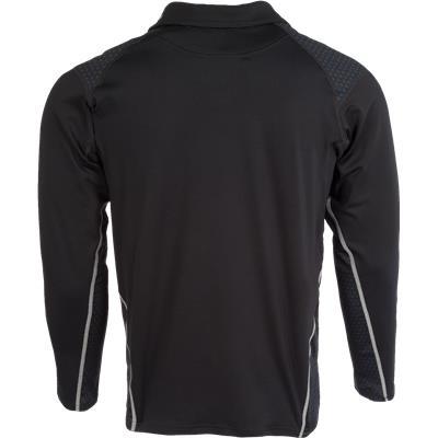 (Bauer NG Premium NeckProtect Long Sleeve Shirt - Youth)