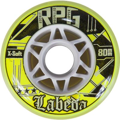 Clear/Yellow (Labeda RPG Inline Wheel)