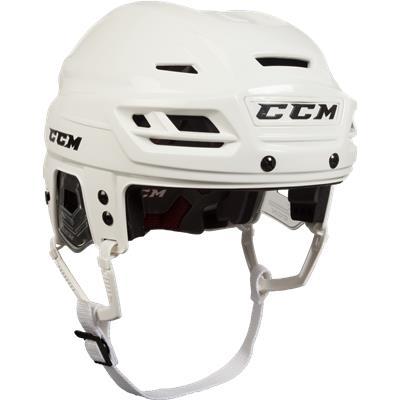 White (CCM Resistance Hockey Helmet)