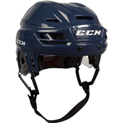 Navy (CCM Resistance Hockey Helmet)