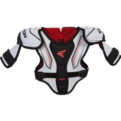 Front View (Easton Synergy HSX Shoulder Pads)