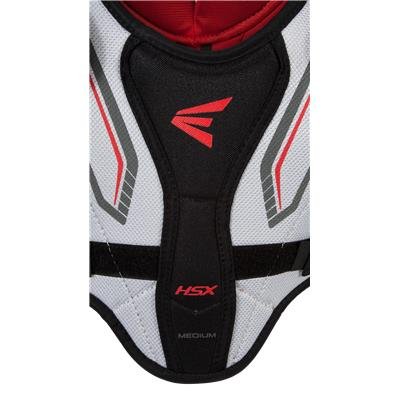 Sternum Protection (Easton Synergy HSX Hockey Shoulder Pads)