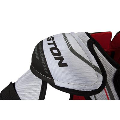 Shoulder Protection (Easton Synergy HSX Hockey Shoulder Pads)