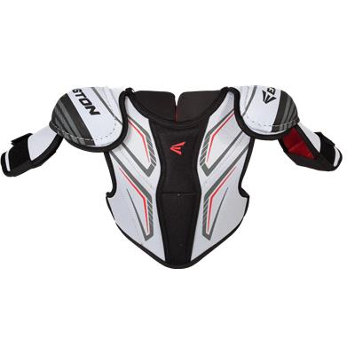 Back View (Easton Synergy HSX Shoulder Pads)