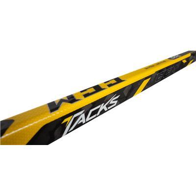 (CCM Tacks Grip Composite Hockey Stick)
