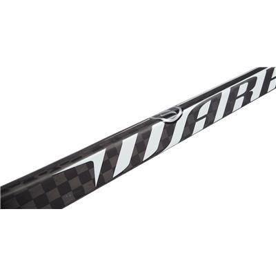 (Warrior Dynasty AX1 ST LE Grip Composite Stick)
