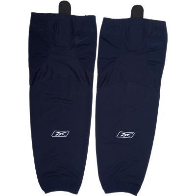 Navy (Reebok SX100 Edge Gamewear Hockey Socks - Senior)