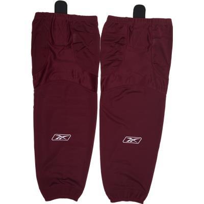 Burgundy (Reebok SX100 Edge Gamewear Hockey Socks - Senior)