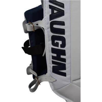 (Vaughn 2000 Velocity 6 TG Spec Goalie Leg Pads)