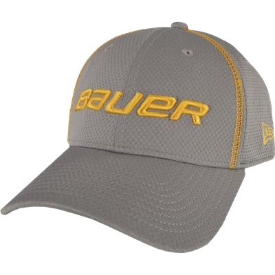 Grey (Bauer Training 39THIRTY Fitted Hat - Adult)