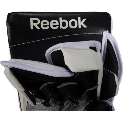 Reebok Logo (Reebok Premier X24 Goalie Blocker)