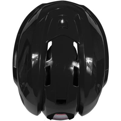 Aerial View (CCM Resistance 300 Hockey Helmet Combo)