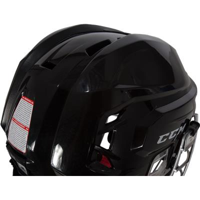 Back View (CCM RES 100 Hockey Helmet Combo)