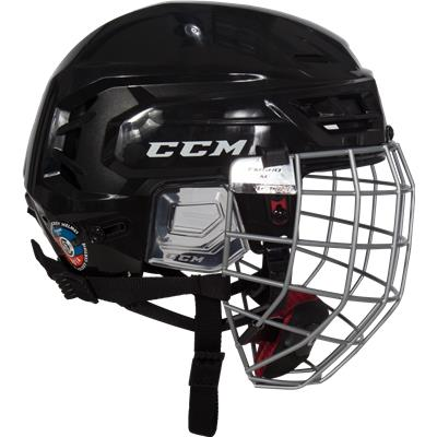 Side View (CCM RES 100 Hockey Helmet Combo)