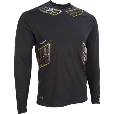 Elite Padded Long Sleeve Shirt (Bauer Elite Padded Long Sleeve Shirt)