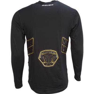 (Bauer Elite Padded Long Sleeve Shirt)