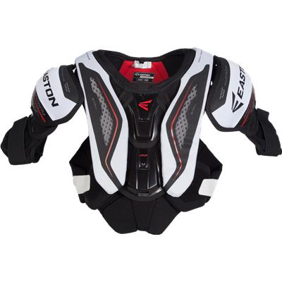 Front View (Easton Synergy HSX Hockey Shoulder Pads - Senior)