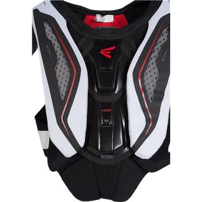 Chest View (Easton Synergy HSX Hockey Shoulder Pads - Senior)