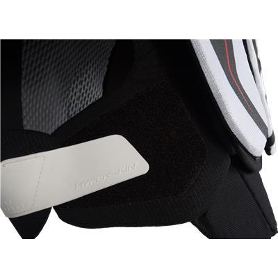 Strap View (Easton Synergy HSX Hockey Shoulder Pads - Senior)