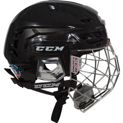 Side View (CCM Resistance Hockey Helmet Combo)