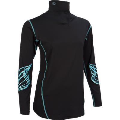 NG NeckProtect Long Sleeve Shirt (Bauer NG NeckProtect Long Sleeve Shirt - Womens)