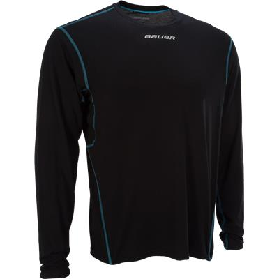 NG Core Crew Long Sleeve Shirt (Bauer NG Core Crew Long Sleeve Shirt - Youth)